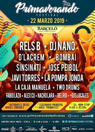 festivales de música en marzo 3