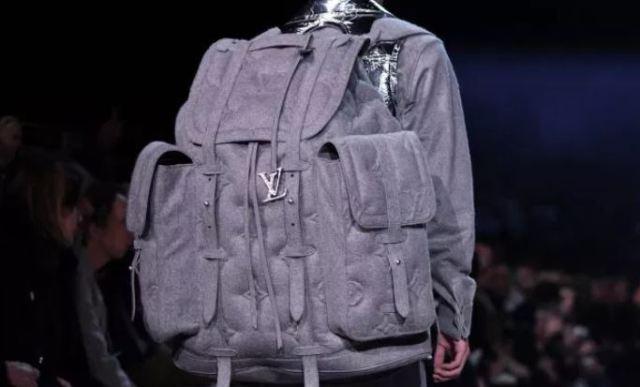El nuevo objeto del deseo: la enorme mochila de Louis Vuitton
