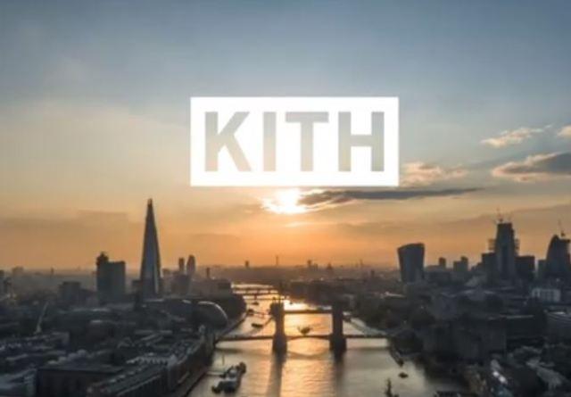 Una tienda KITH abrirá en Londres en el próximo mes de abril