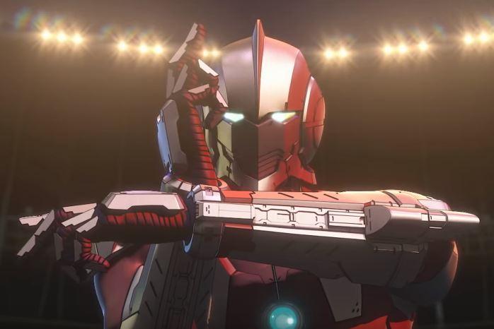 tráiler de Ultraman
