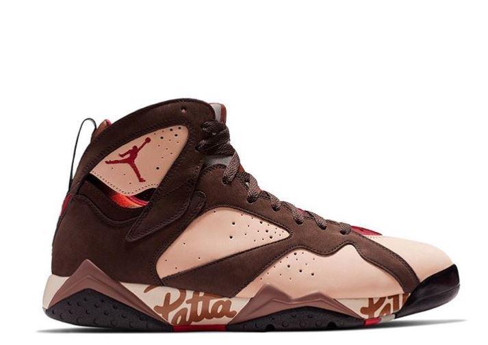 Patta x Jordan