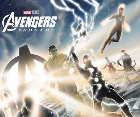La recaudación de 'Avengers: Endgame' sigue batiendo récords