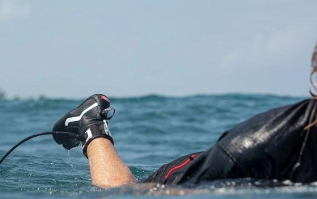 bota de surf