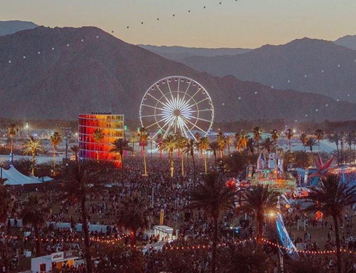 herpes en el Coachella