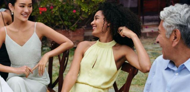 La colección de moda ideal para bodas y bautizos de H&M
