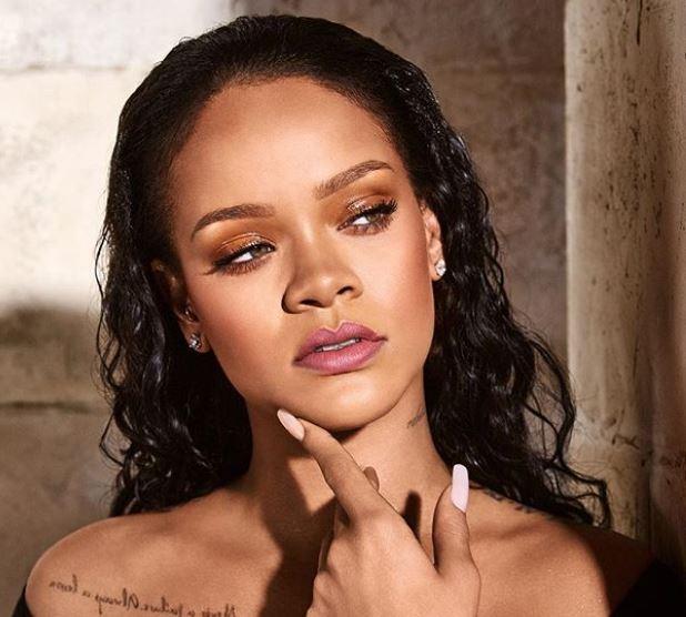 marca de moda de Rihanna