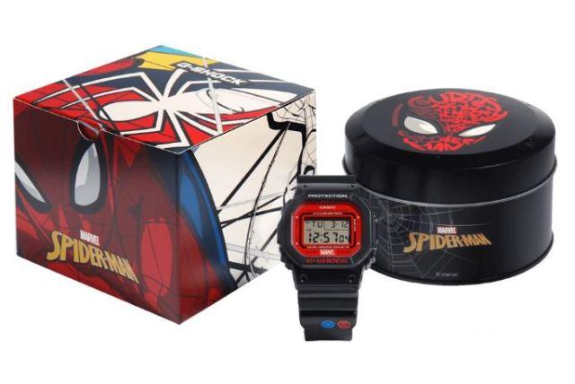 G-Shock se une a Marvel para lanzar una colección de relojes de Avengers