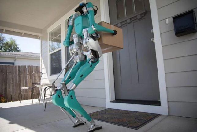 robot plegable
