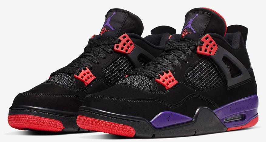 Raptors Air Jordan 4