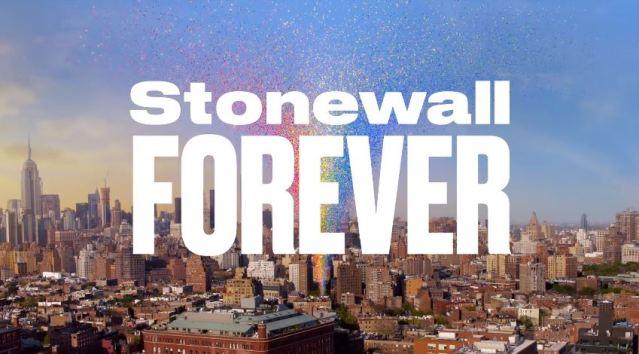 """Google celebra 50 años de Orgullo con el monumento """"Stonewall Forever"""""""