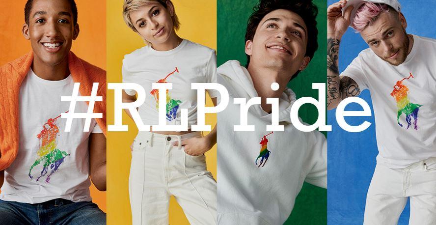 Ralph Lauren celebra el mes del Orgullo con The Pride