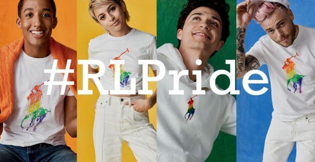 Ralph Lauren celebra el mes del Orgullo con The Pride Collection