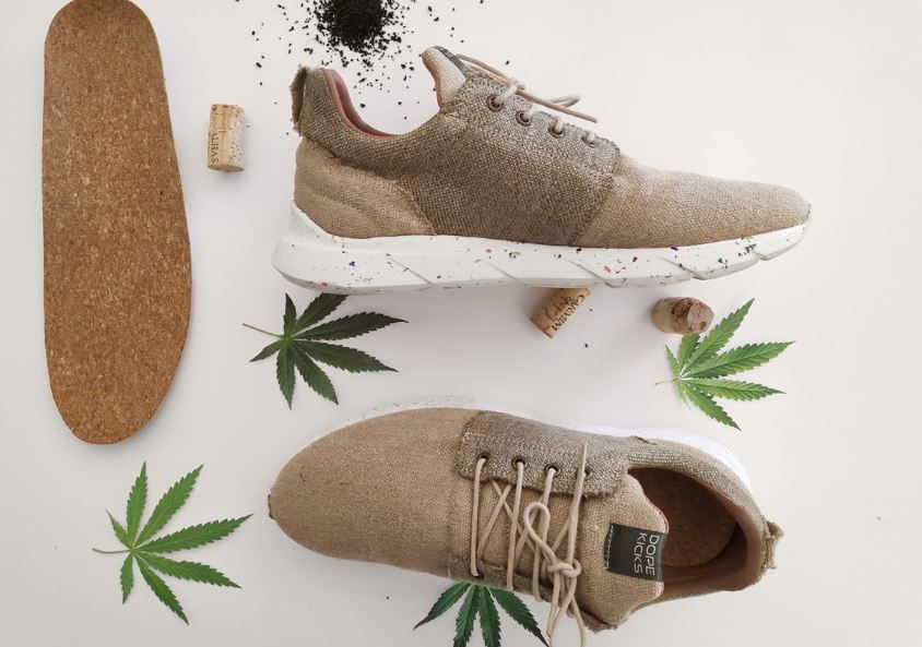 zapatillas de cañamo