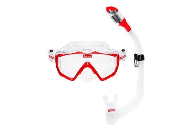 Supreme anuncia el lanzamiento de un conjunto de snorkel