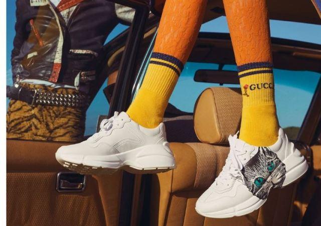 Gucci vuelve a ser la marca más deseada del momento según el informe Lyst