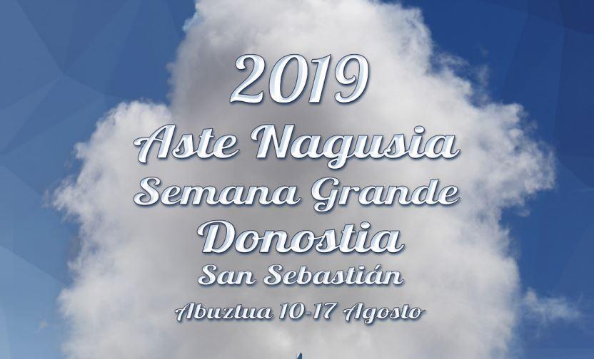 semana grande de san sebastián 2019