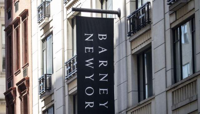 Barneys New York se declara en bancarrota de manera oficial