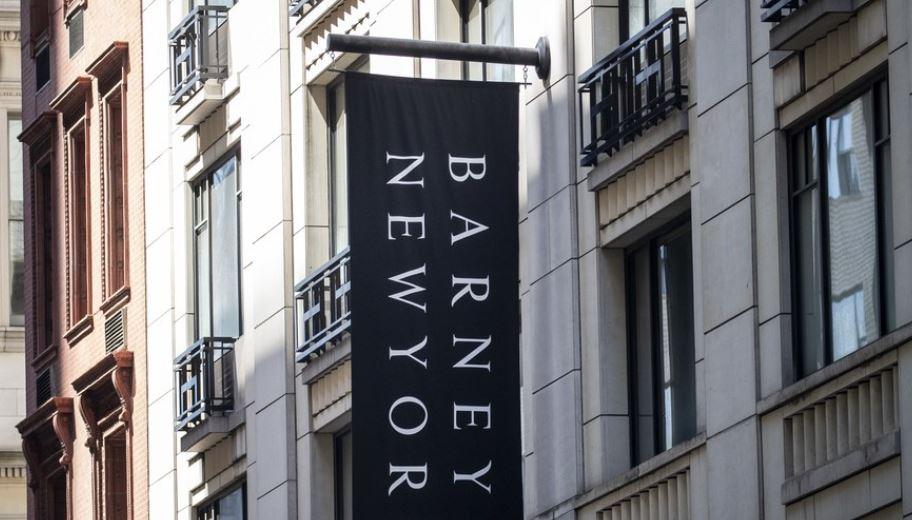 barneys new york se declara en bancarrota