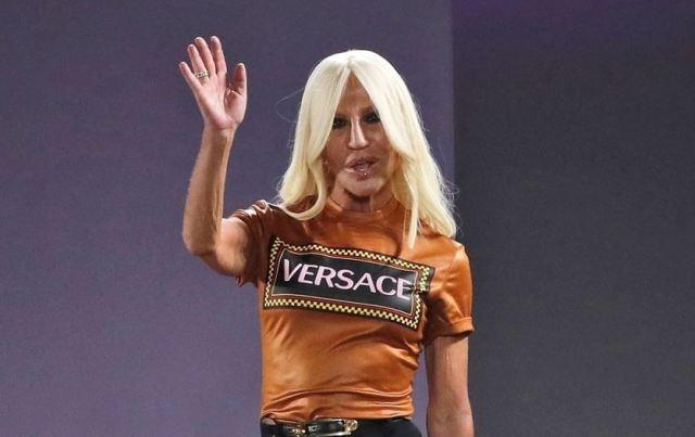 Versace se disculpa por lanzar camisetas en la que describía a Hong Kong como país