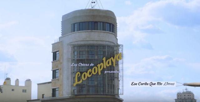 Madrid con playa en «Esa carita que me llevas», lo nuevo de Locoplaya