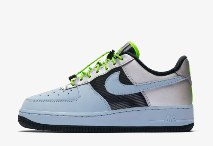 air force 1 birds of the night
