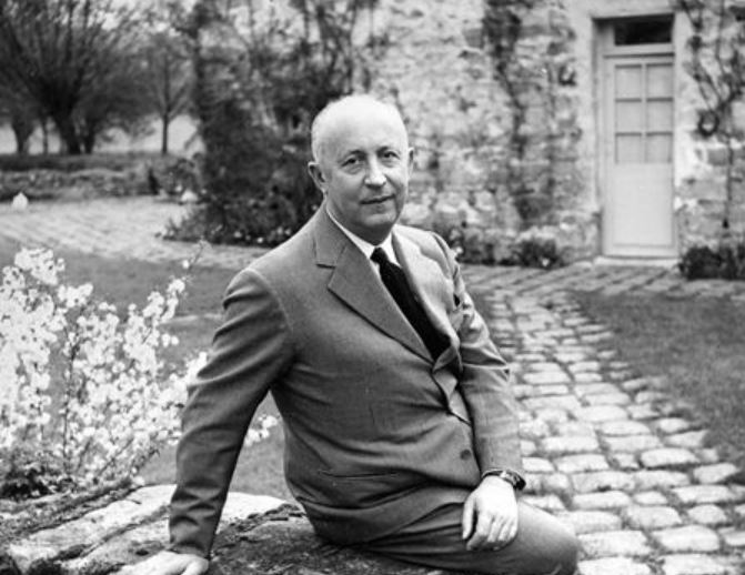 biografía de Christian Dior