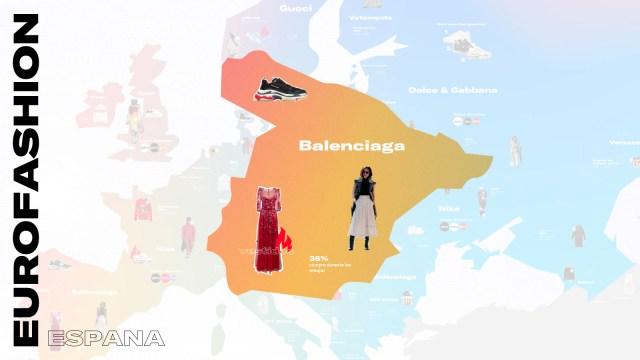 marca más popular en España