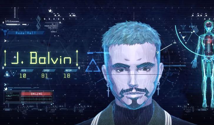 Human Lost de J Balvin