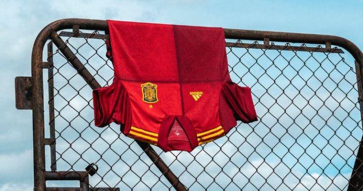 nueva equipación para España