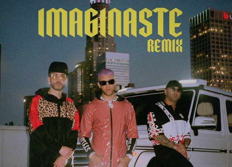 remix de imaginaste
