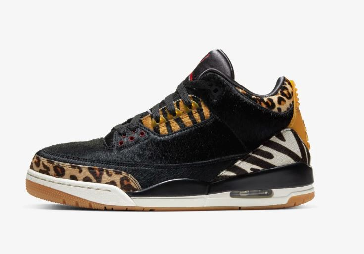 Air Jordan III Animal Instinct