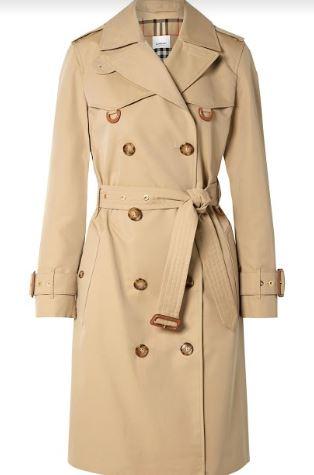 invertir en moda abrigo