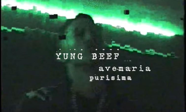 Ave Maria Purisima de Yung Beef