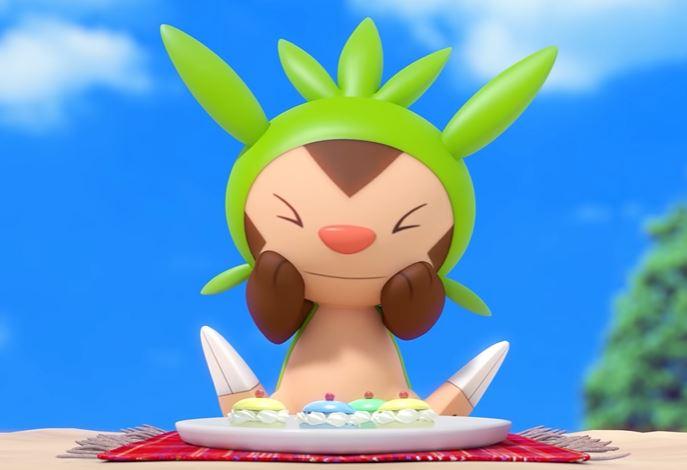 pokémon asmr