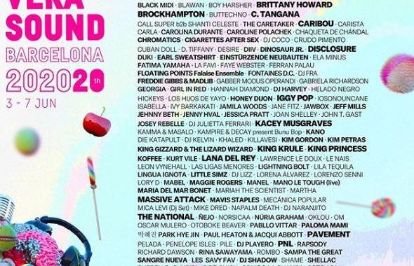 primavera sound barcelona 2020