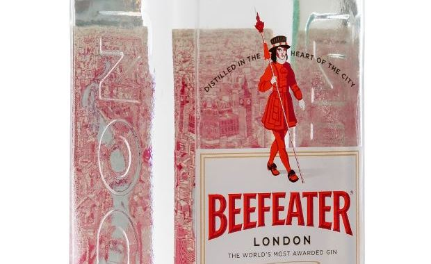beefeater yeawoman