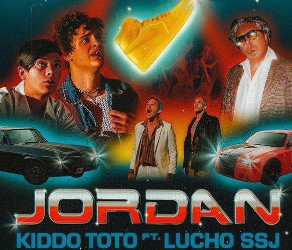 Jordan de Kiddo Toto
