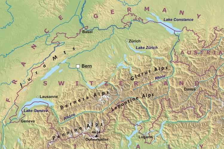 Svizzera  Europa occidentale  Europa  Paesi  Home