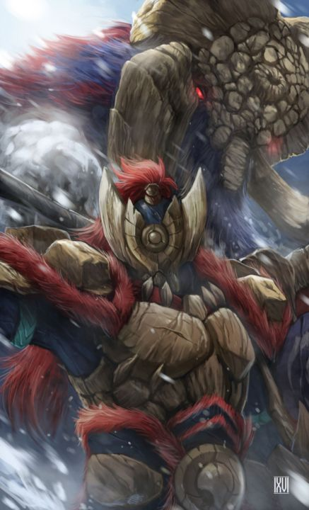 Their Protector (Female Monsters-Monster Hunter X Male Reader X RWBY) - Bio - Wattpad