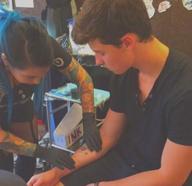 Shawn Mendes Imagines Tattoo Wattpad