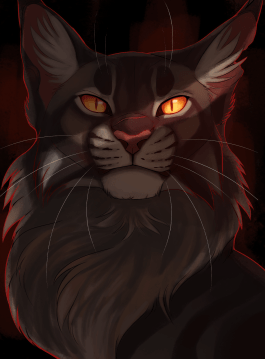 Warrior Cats Scourge And Tigerstar Kits - Year of Clean Water