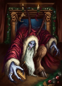 The Bride Of Krampus Chapter 3 Krampus Is Coming To