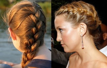 simple perfect hairstyles - french