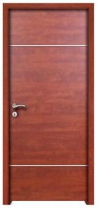 Méretre gyártott CPL laminált ajtó