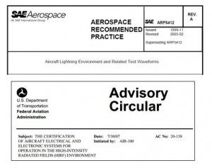 Hirf and lightning aircraft certification: SAE ARP 5412 and AC 20-158