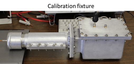 Transfer Impedance calibration fixture