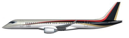 EMA provided material property measurements to the MRJ team