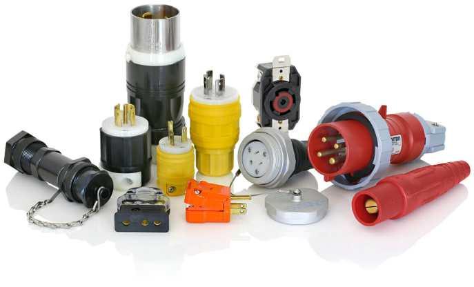 qué son los Conectores eléctricos industriales