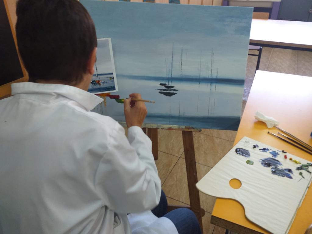 Tallers de dibuix i pintura