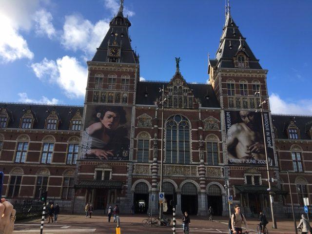 Viatge Amsterdam 2020